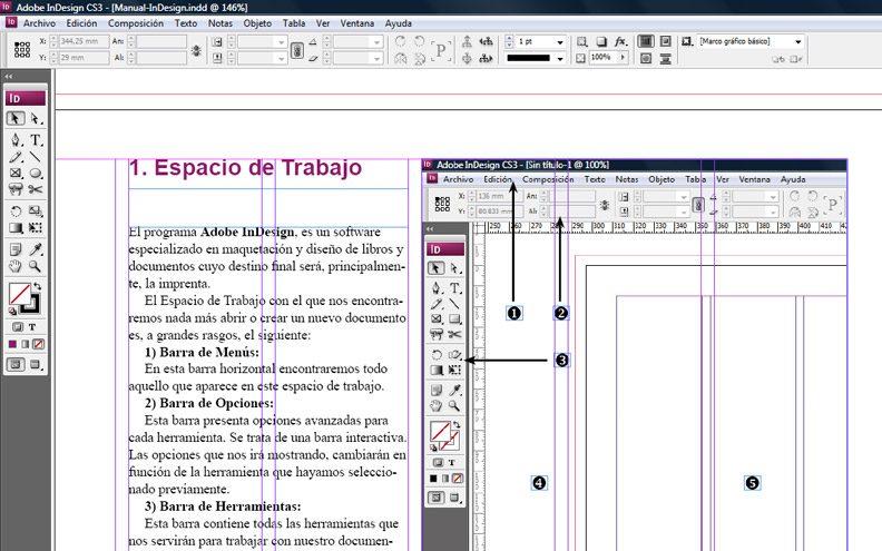 Breve introducción a la maquetación con Adobe InDesign
