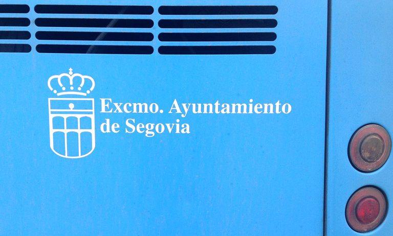Logotipo del Ayuntamiento de Segovia: usos incorrectos