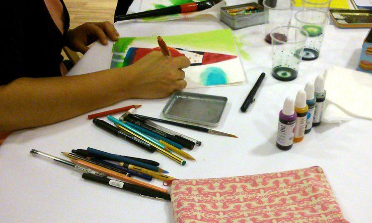 Cursos y talleres de ilustración: el aprendizaje no formal de la ilustración