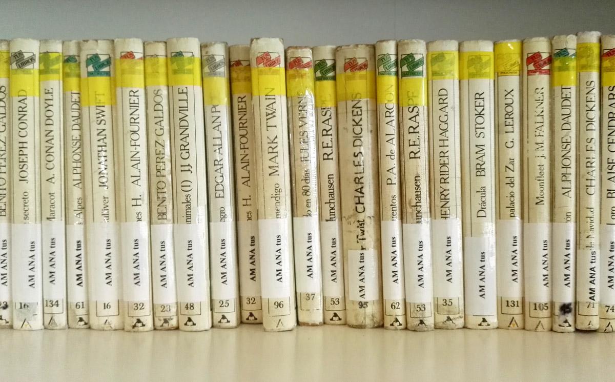 Un vistazo cronológico de algunas de las grandes obras de la literatura dirigida al público infantil y juvenil