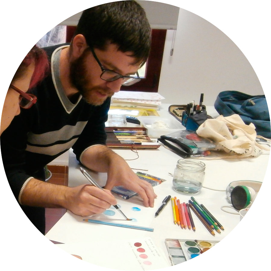 Alberto Albarrán Web Personal Para Aprender Ilustración
